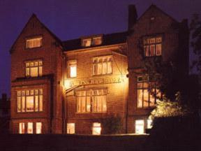 Hollins Hey Hotel & Restaurant in Wallasey, Merseyside, England
