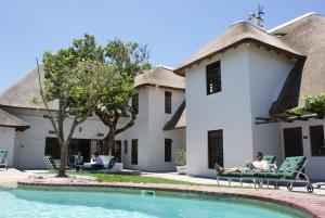 Wedgeview Country House & Spa, Penziony  Stellenbosch - big - 43