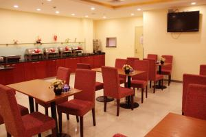 Hanting Express Yiwu North of Chouzhou Road, Hotels  Yiwu - big - 11