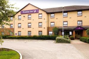 Premier Inn Chesterfield North in Chesterfield, Derbyshire, England