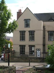 Old Rectory Guesthouse in Staveley in Staveley, Derbyshire, England
