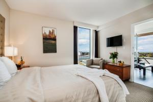Executive Airport Plaza Hotel, Hotels  Richmond - big - 7