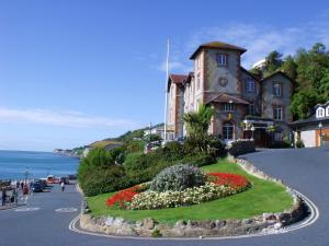 Harbour View Hotel in Ventnor, Isle of Wight, England