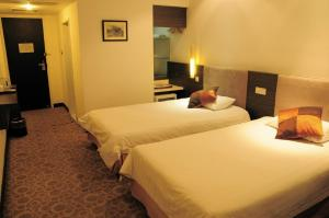 JI Hotel Nanjing Hongqiao Zhongshan North Road, Hotely  Nanjing - big - 4