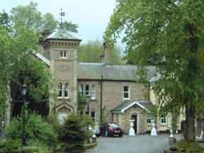 Hotel Nent Hall Country House Hotel