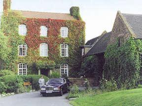 The Brookhouse Hotel Ltd in Burton upon Trent, Staffordshire, England