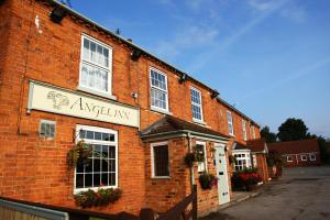 Angel Inn in Bawtry, South Yorkshire, England
