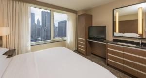Premium Double Suite with Two Double Beds - City View
