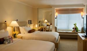Deluxe Twin Room with Two Twin Beds