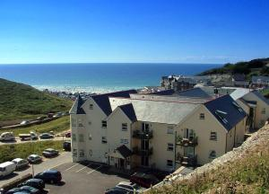 Beachcombers Apartments in Newquay, Cornwall, England