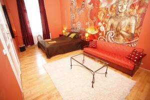 Appartamento Chic Downtown SouperRooms Apartment, Budapest