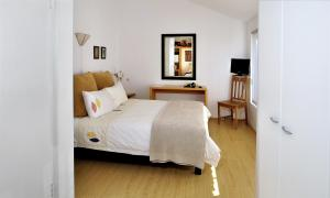 Habitación Triple con vistas al lago (Suite Commodore)