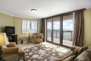 Two-Bedroom Ocean Front View Condo