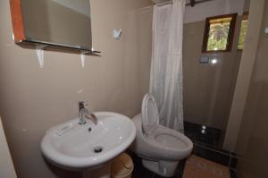 Single Room with Private Bathroom and Mountain View