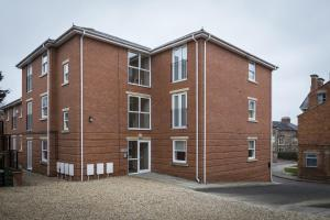 Dashwood Apartments in Banbury, Oxfordshire, England
