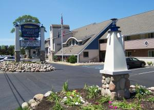 Pinestead Reef Resort, Apartmanhotelek  Traverse City - big - 21
