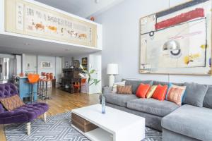 Three-Bedroom Apartment - Jackson Place