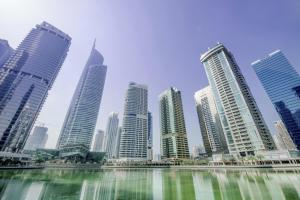 Pension Dubai Apartments - Jumeirah Lake Towers - Goldcrest, Dubai