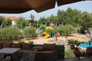 Zeus Hotel, Hotely  Platamonas - big - 58