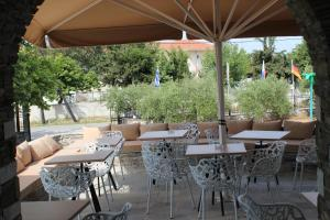 Zeus Hotel, Hotely  Platamonas - big - 56