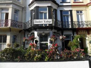 Amber Lodge Guest House in Great Yarmouth, Norfolk, England