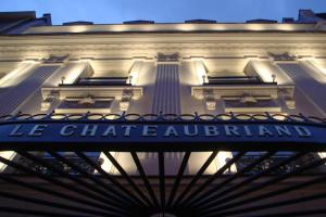 - Hôtel Chateaubriand - Hotel Paris, France