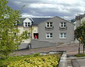 Bank Street Lodge in Fort William, Highland, Scotland