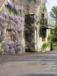 Wheelbrook Mill in Norton Saint Philip, Somerset, England