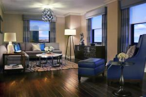 Luxury Two Bedroom Suite with Parlor