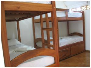 Bunk Bed in Dormitory Room