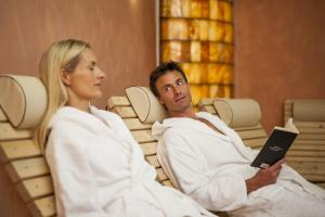 Atlantic Terme Natural Spa & Hotel, Отели  Абано-Терме - big - 67