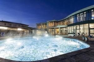Atlantic Terme Natural Spa & Hotel, Отели  Абано-Терме - big - 64