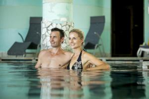 Atlantic Terme Natural Spa & Hotel, Отели  Абано-Терме - big - 66
