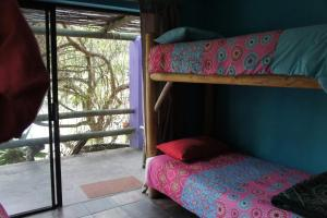 Bed in 8-Bed Mixed Dormitory Room Shared Bathroom - Agulhas