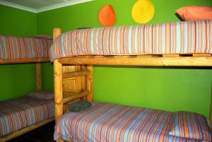 Bed in 6-Bed Mixed Dormitory Room Shared Bathroom - Seabreeze