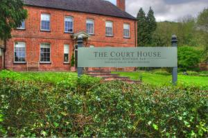 The Courthouse Shelsley Walsh in Shelsley Walsh, Worcestershire, England