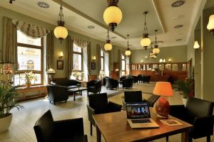 Ariston & Ariston Patio Hotel: hotels Prague - Pensionhotel - Hotels