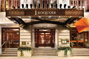 Hotel The Iroquois New York, New York