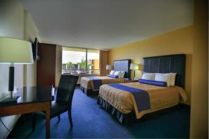 Double Room with Pool Side – Non-Smoking