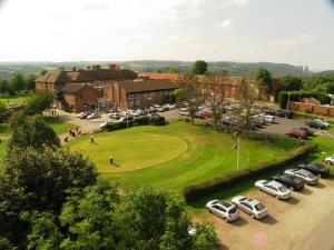 Telford Hotel & Golf Resort - QHotels in Telford, Shropshire, England