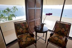 Deluxe King Room with Ocean Front View