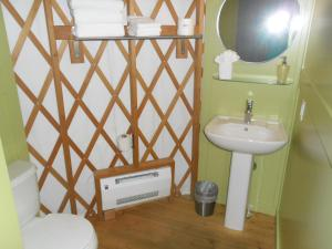 Yurts 06 - 24' Kitchenette Yurt