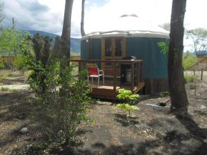 Yurts 08 - 20' Kitchenette Yurt