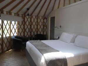 Yurts 04 - 20' Kitchenette Yurt
