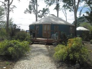 Yurts 03 - 30' Kitchenette Yurt