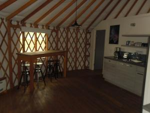 Yurts 07 - 24' Kitchenette Yurt