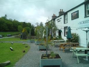 The Screes Inn in Nether Wasdale, Cumbria, England
