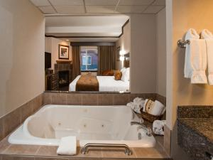Deluxe Spa Bath Suite