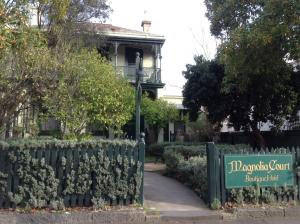 Photo of Magnolia Court Boutique Hotel