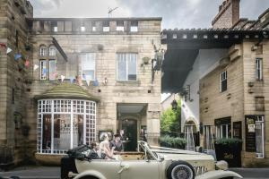 The Belle Epoque in Knutsford, Cheshire, England